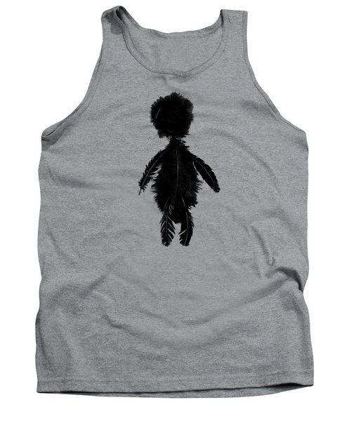 Featherman From Playing The Angel Tank Top