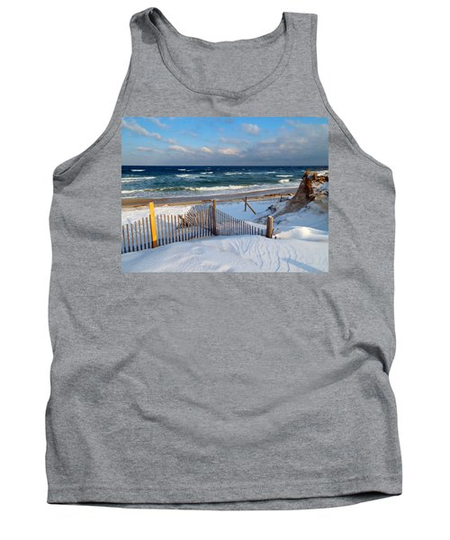 February Delight Tank Top