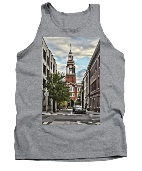 Federal Courthouse Knoxville Tank Top