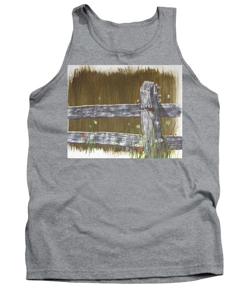 Fence D And S Tank Top