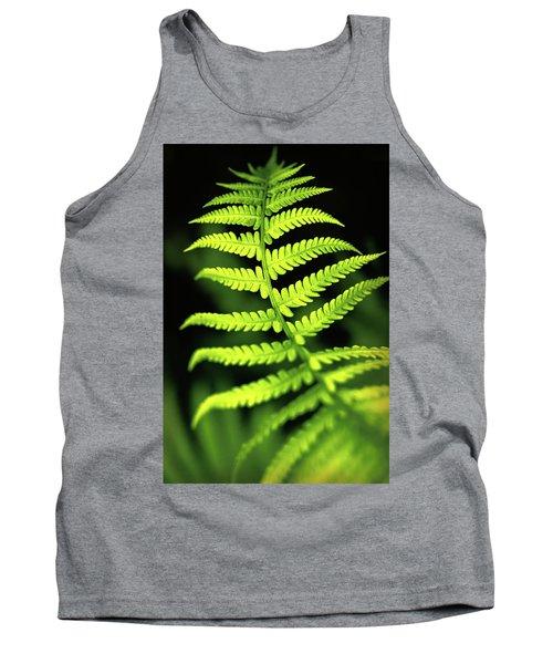 Fern Leaf Tank Top