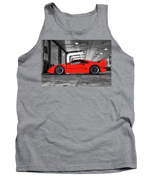 Ferrari F40 Tank Top