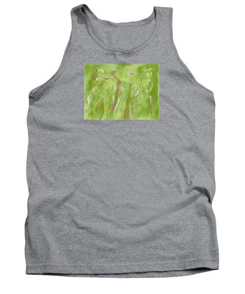 Few Figures Tank Top