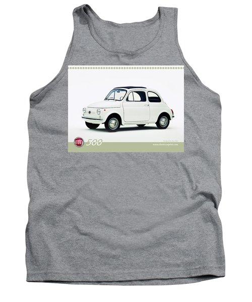Fiat 500 Tank Top