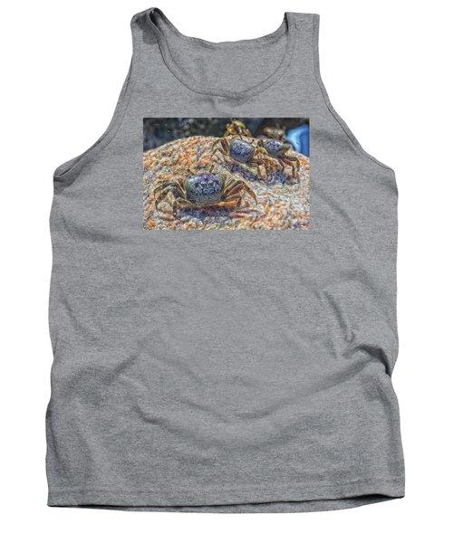Fiddler Crabs Tank Top