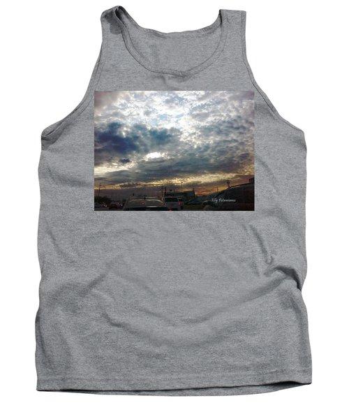 Fierce Skies Tank Top