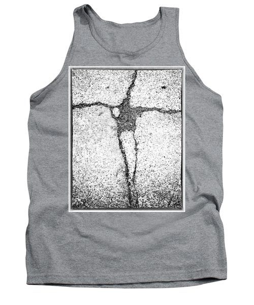 Tank Top featuring the photograph Figure #01 by Dutch Bieber