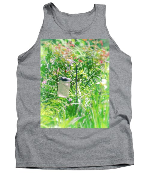 Tank Top featuring the photograph Fine Creek No. 1 by Laura DAddona