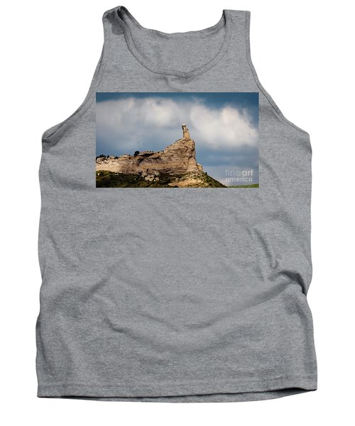 Finger Rock Tank Top