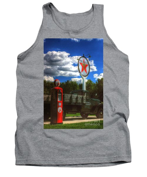 Fire Chief Tank Top