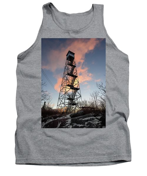 Fire Tower Sky Tank Top