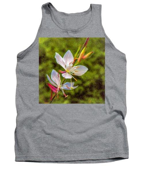 Firecracker Flower Tank Top