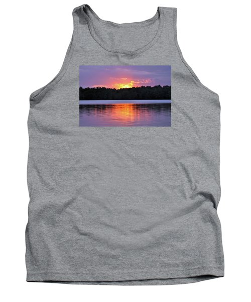 Tank Top featuring the photograph Sunsets by Glenn Gordon
