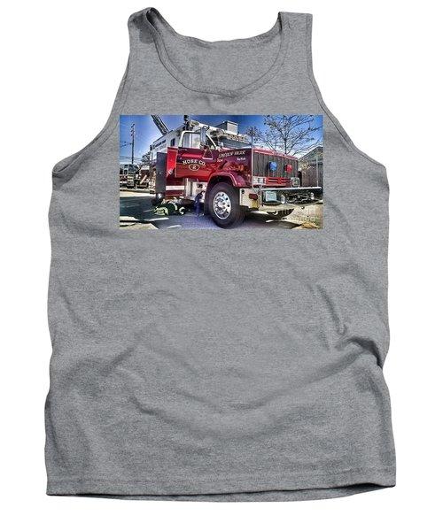 Firemen Honor And Sacrifice #2 Tank Top