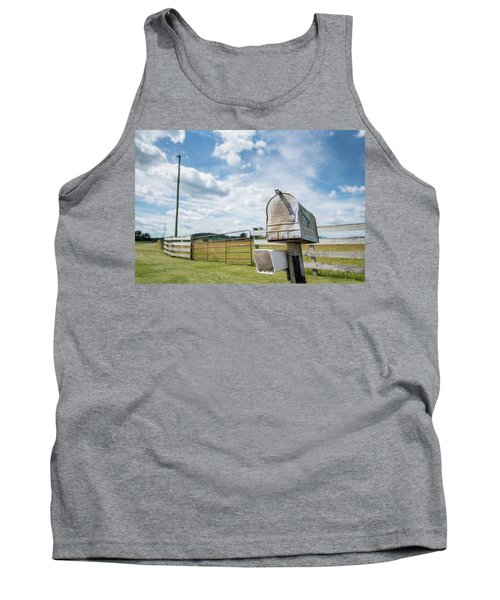 First Class Delivery Tank Top