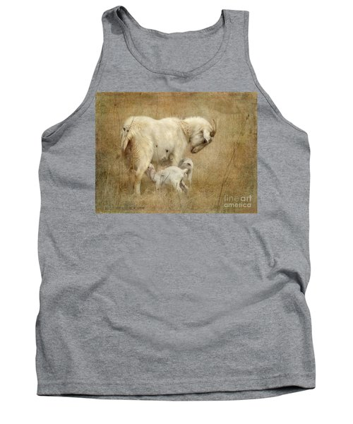 First Day Of Life Tank Top
