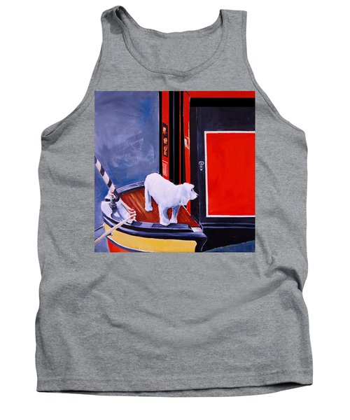 First Mate Tank Top by Jean Cormier