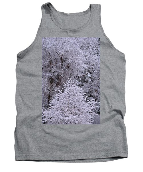 First Snow I Tank Top