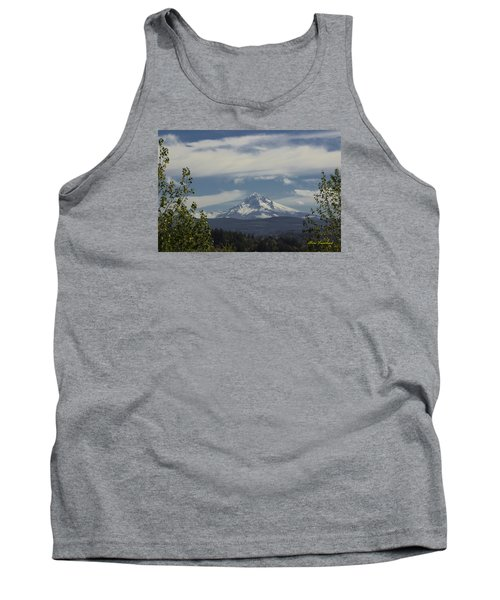 First Snow Signed Tank Top