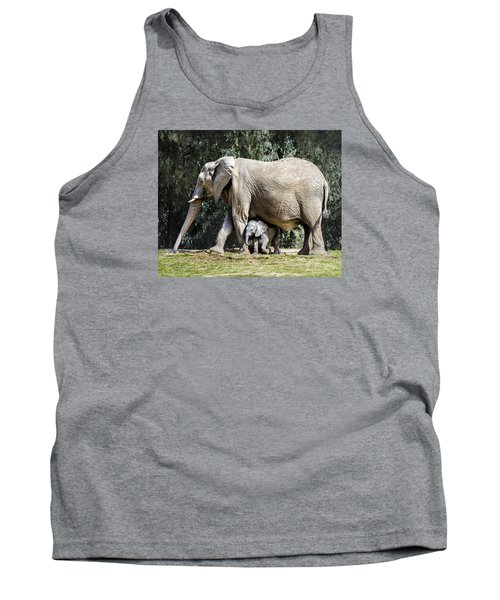 First Steps Tank Top