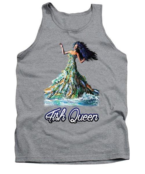 Fish Queen Tank Top