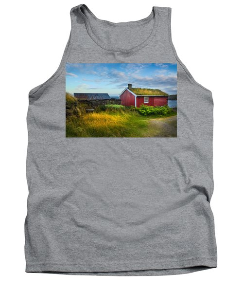 Fisherman House Tank Top