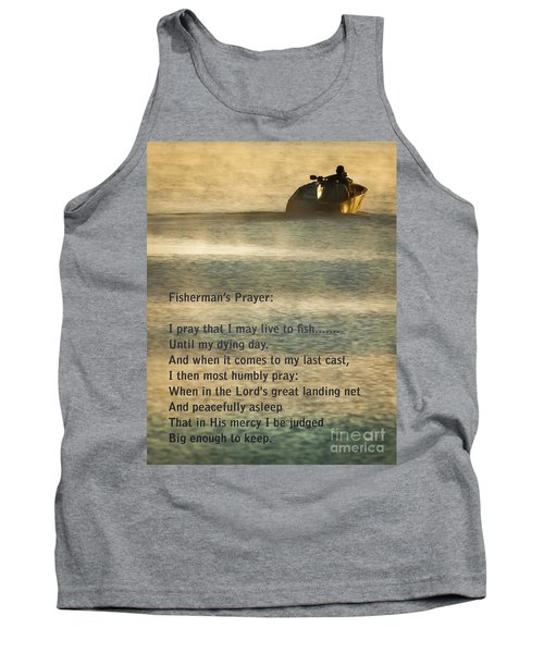 Fisherman's Prayer Tank Top