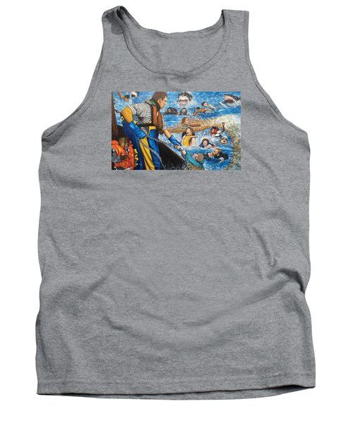 Fishers Of Men Tank Top