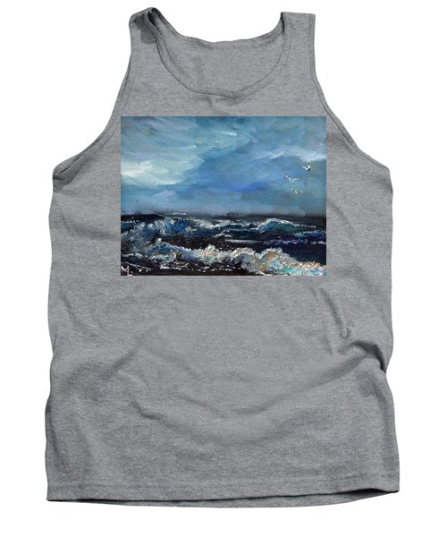 Fishing Expedition Tank Top