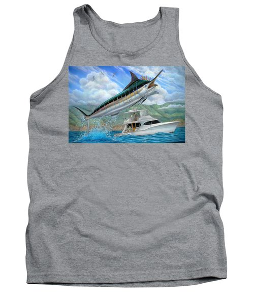 Fishing In The Vintage Tank Top