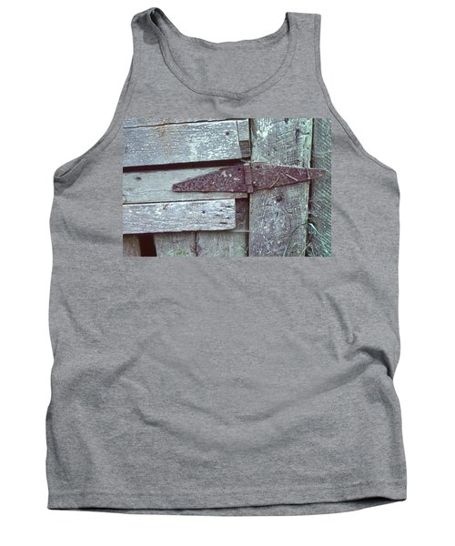 Tank Top featuring the photograph Fixed by Laurie Stewart