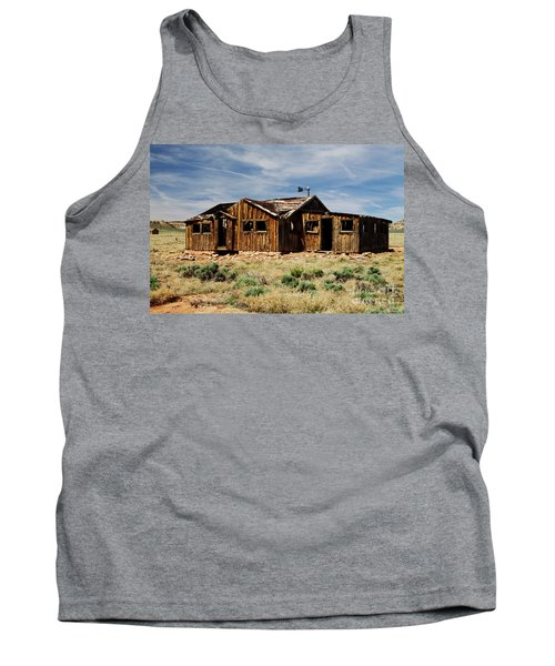 Fixer-upper Tank Top by Kathy McClure