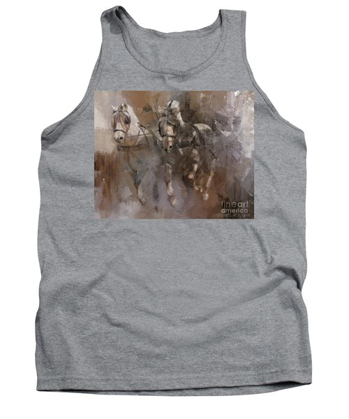 Fjords On The Run Tank Top