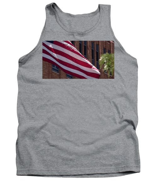Flag Courtship Tank Top
