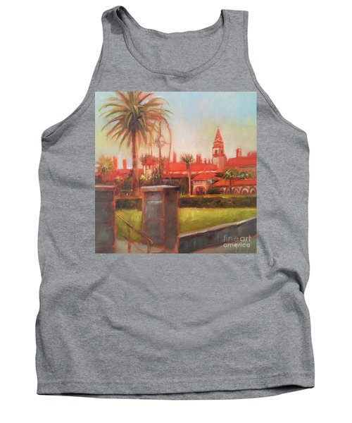 Flagler College Tank Top by Mary Hubley