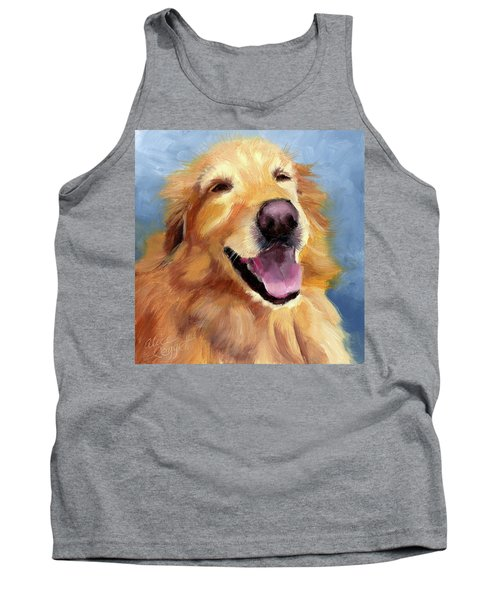 Fletcher Laughing Tank Top