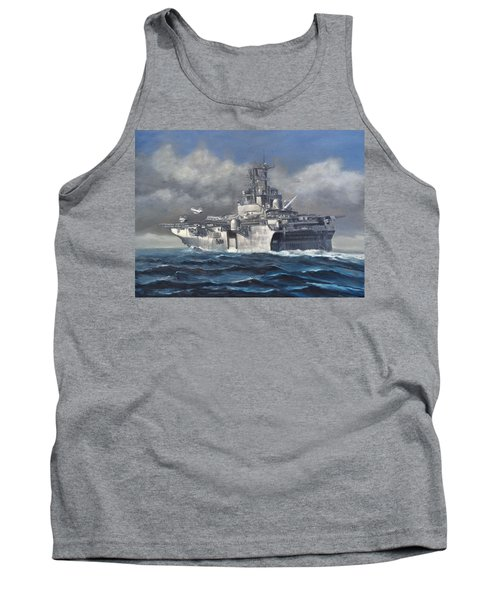 Flight Ops Tank Top by Stephen Roberson