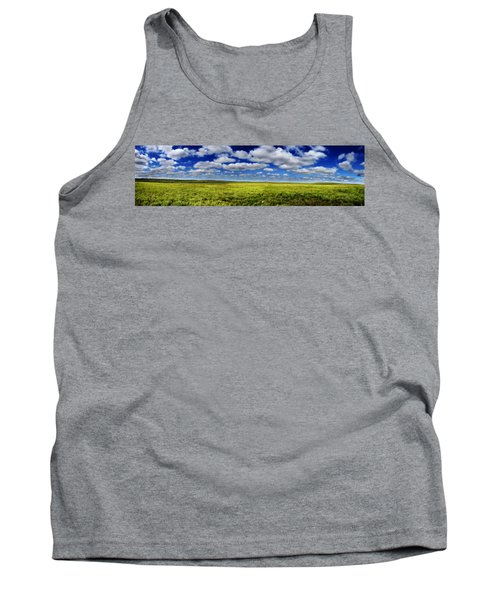 Flint Hills Panorama 1 Tank Top