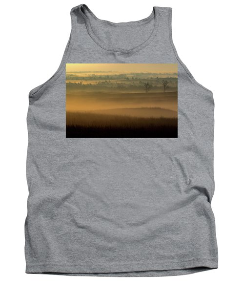 Flint Hills Sunrise Tank Top