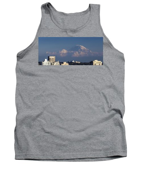 Floating Mountain Tank Top