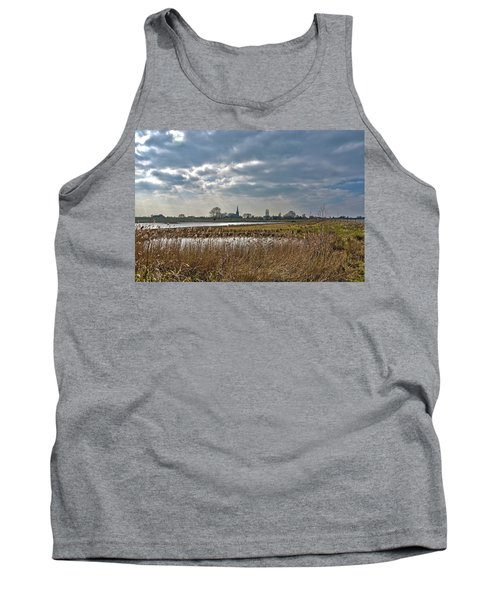 Floodplains Near Culemborg Tank Top