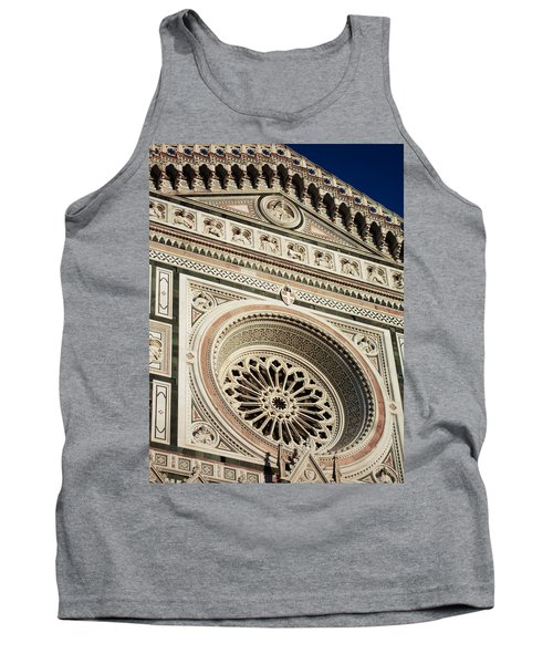 Tank Top featuring the photograph Florence by Silvia Bruno
