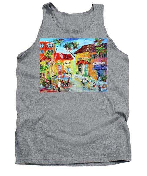 Florida Cafe Tank Top