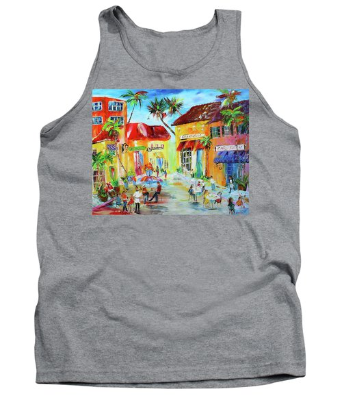 Florida Cafe Tank Top