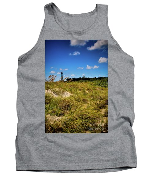 Tank Top featuring the photograph Florida Lighthouse  by Kelly Wade