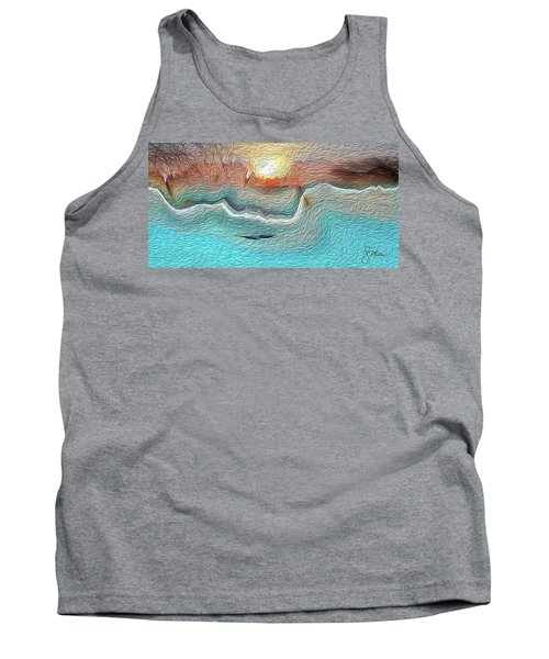 Flow Of Creation Tank Top