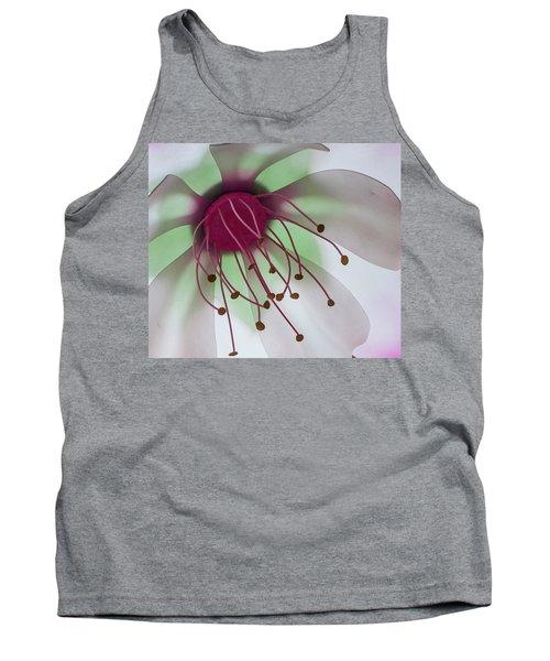 Flower Art Tank Top
