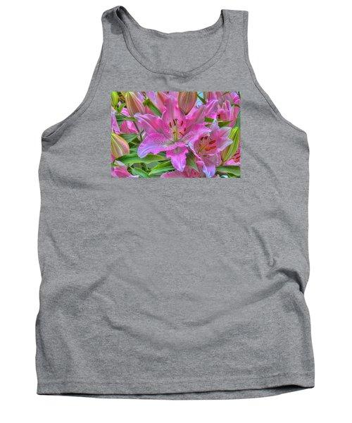 Flower Delight Tank Top