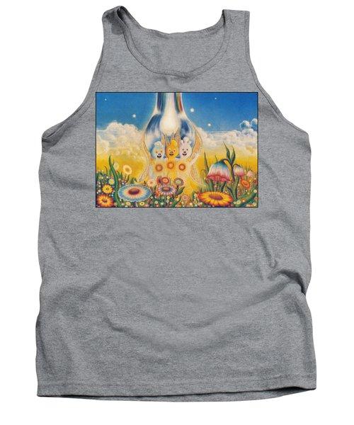 Flower Fairies Tank Top