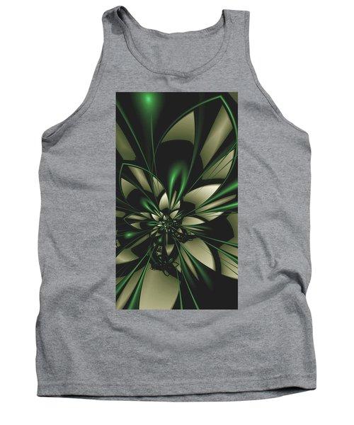 Flower Of Art Tank Top